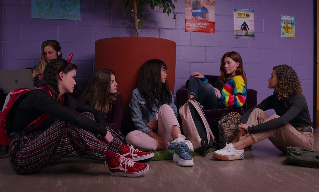 Ginny e Georgia é a nova série familiar da Netflix
